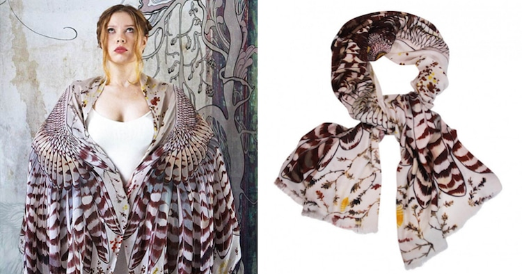 Shovava Owl Scarf Bird Accessories