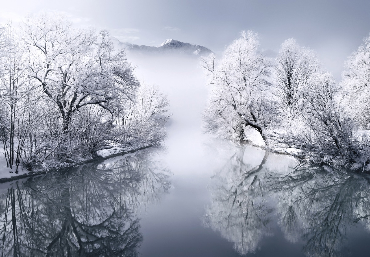 Winter's Tale Landscape Photography by Kilian Schönberger