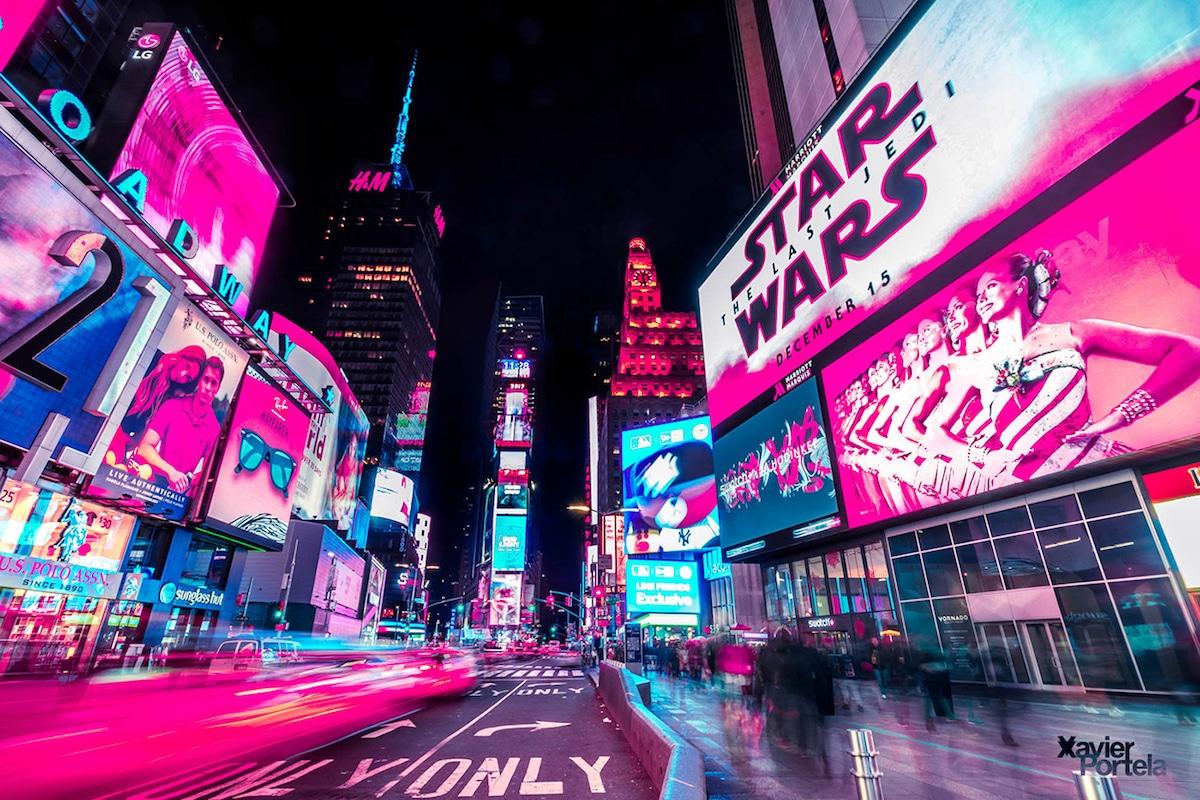 #NewYorkGlow by Xavier Portela