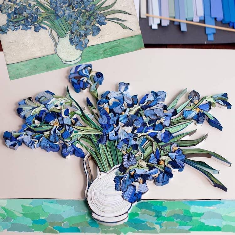 Quilling Paper Art by Yulia Brodskaya