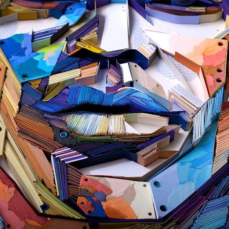 Paper Quilling Art by Yulia Broadskaya