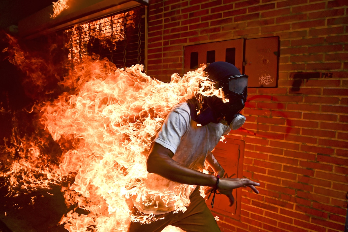 World Press Photo Best Photojournalism