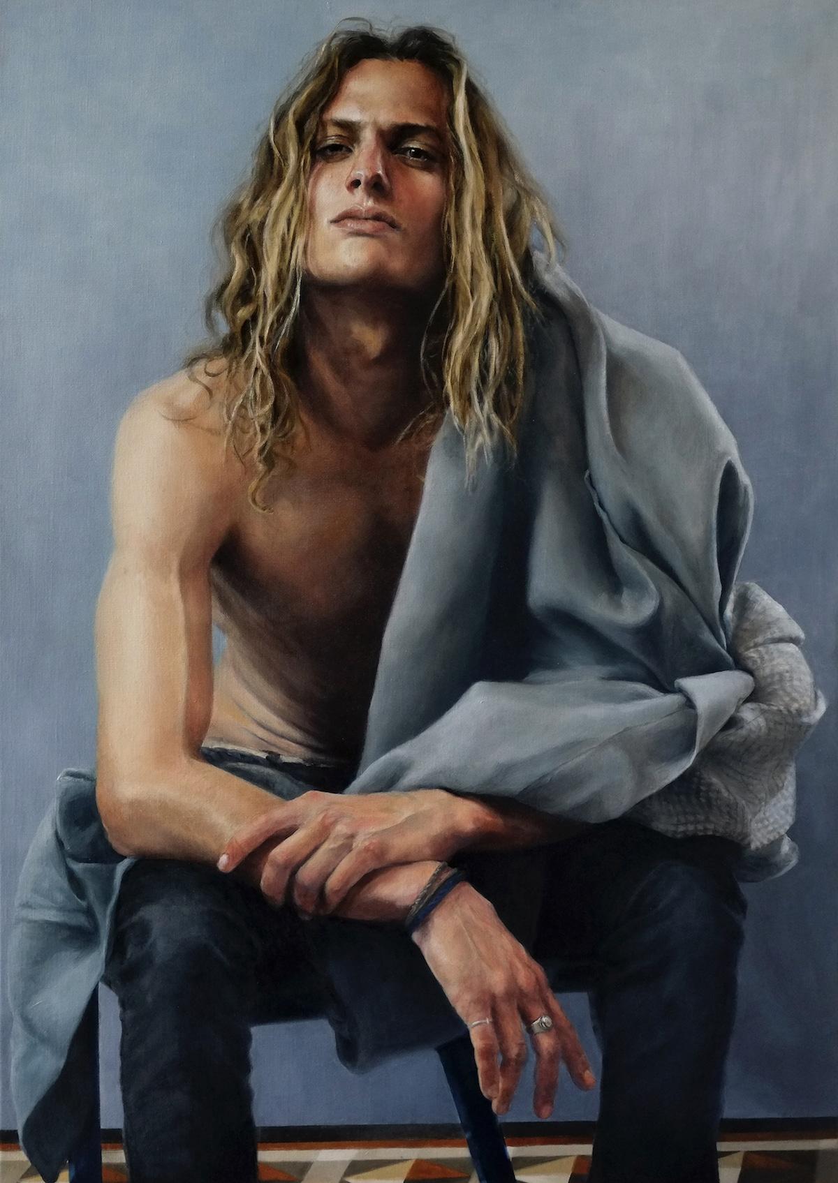 Male Portraiture by Alessandro Tomassetti