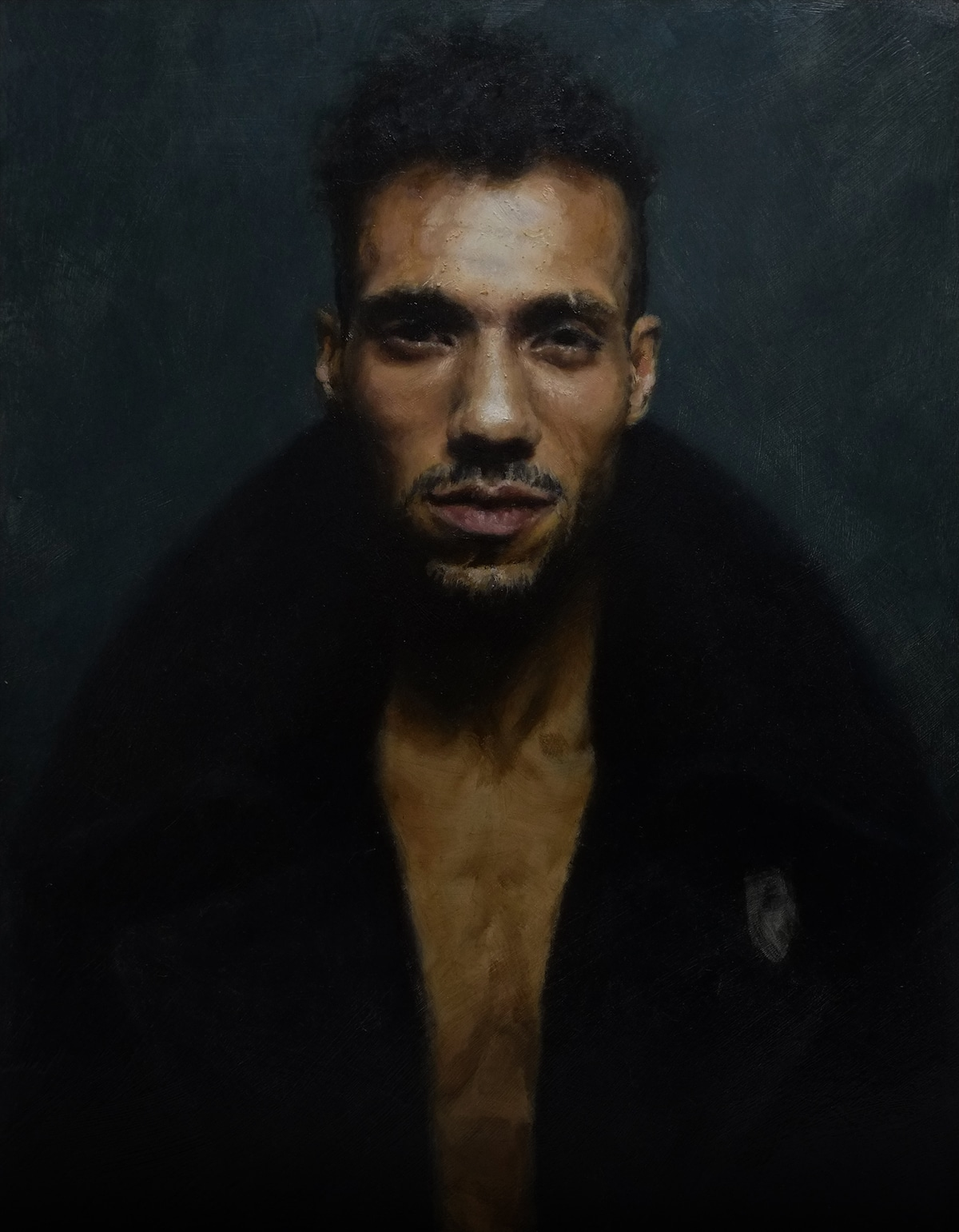 Male Portraiture by Alessandro Tomassetti