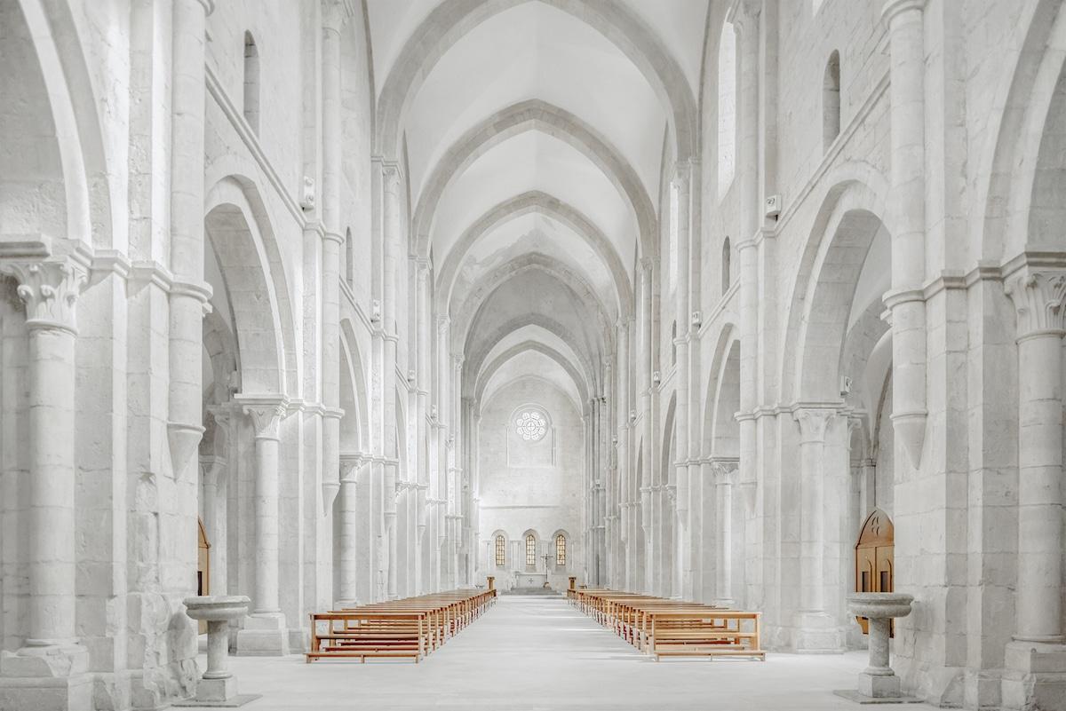 Federico Scarchilli - Cistercian Architecture