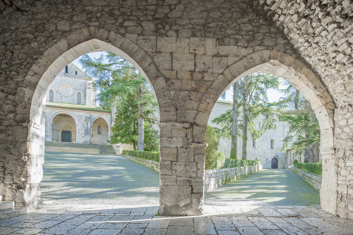 Cistercian Architecture Photography