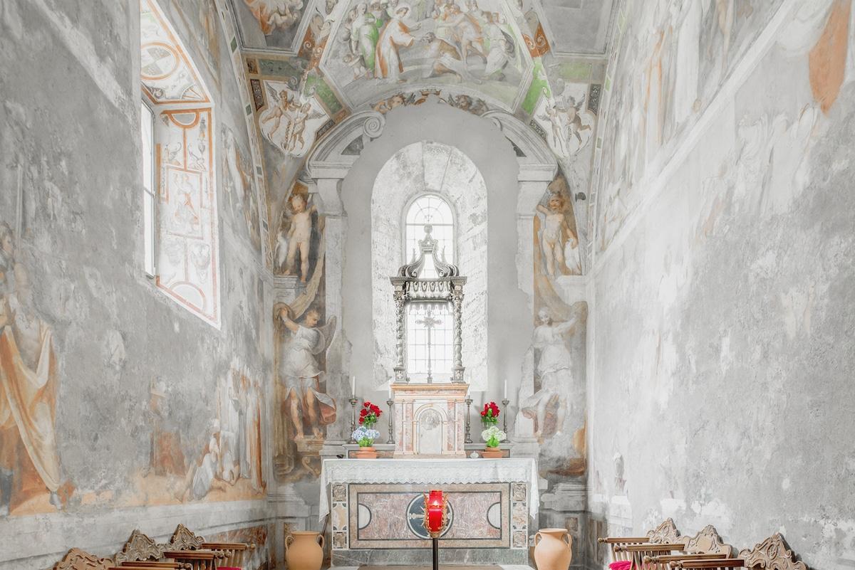 Valvisciolo Abbey by Federico Scarchill