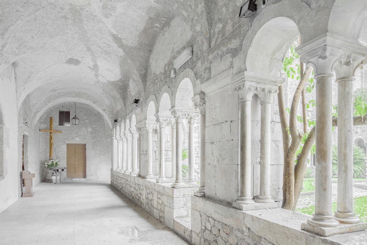 Valvisciolo Abbey Cistercian Architecture