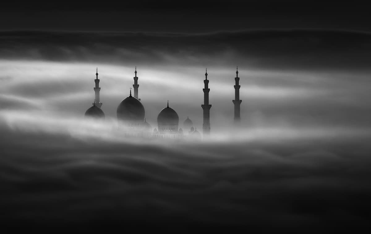 Architectural Photography of Abu Dhabi by Khalid Al Hammadi