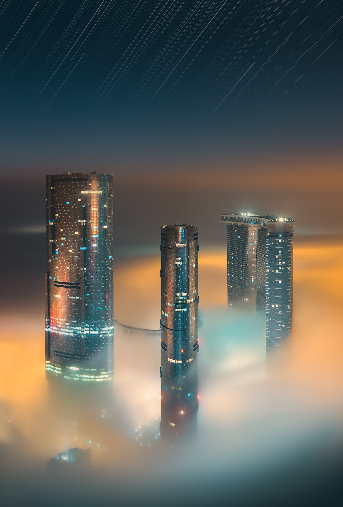 Architectural Photos of Abu Dhabi by Khalid Al Hammadi