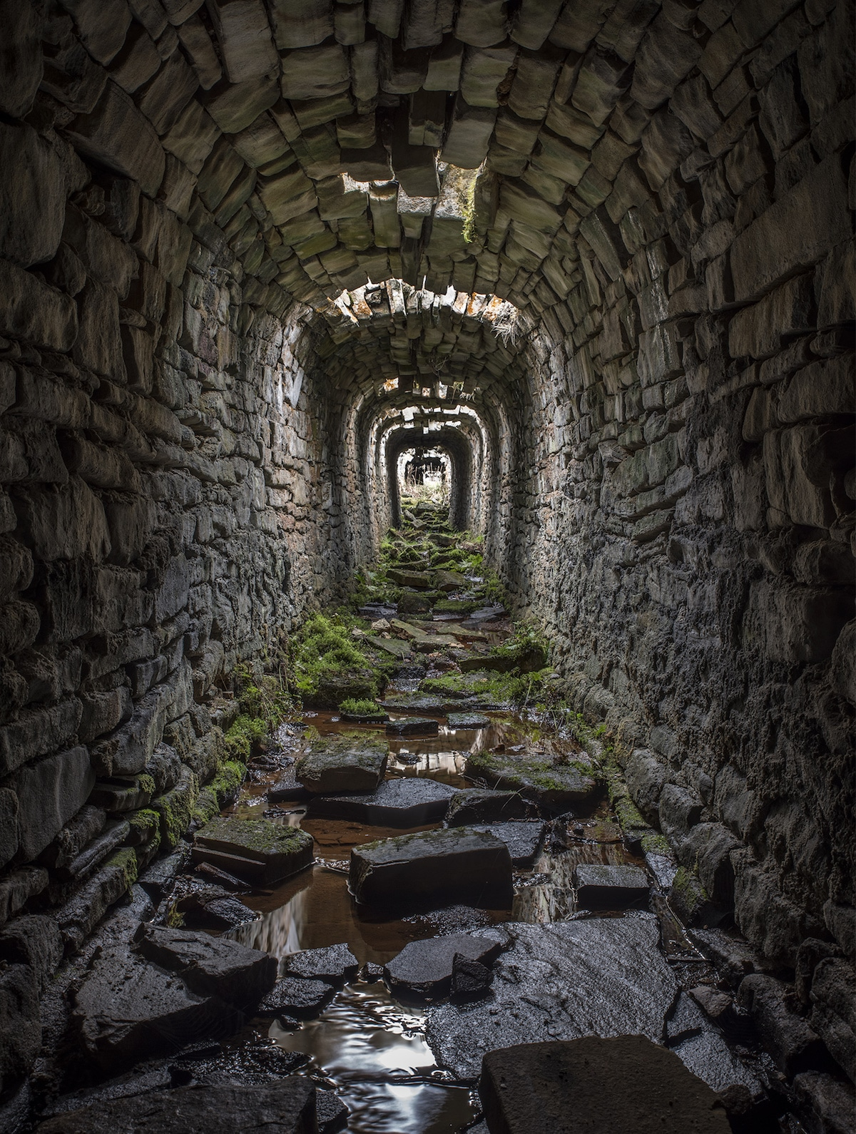Abandoned Lead Mine by Matt Emmett