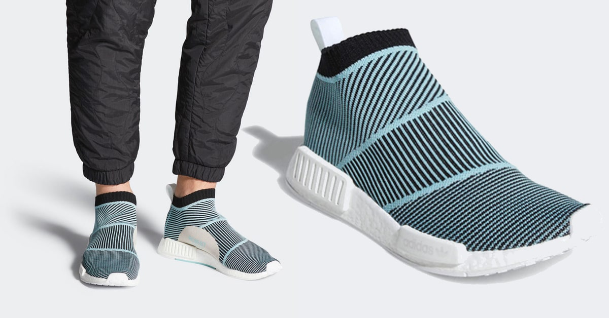 innovative design 7ef52 bc15c Adidas Sells 1 Million Pairs of Parley Shoes Made from Ocean Plastic