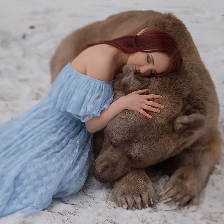 Fairy Tale Photography by Olga Barantseva