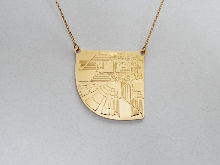Architectural Jewelry Gift Guide