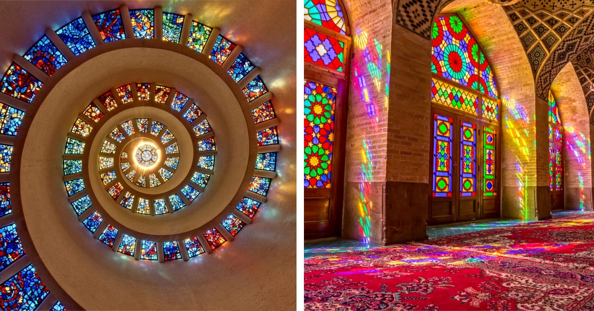 7 Of The Most Famous Stained Glass Windows In The World