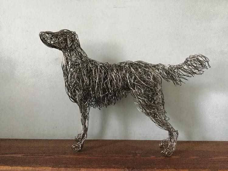 Wire Art by Candice Bees