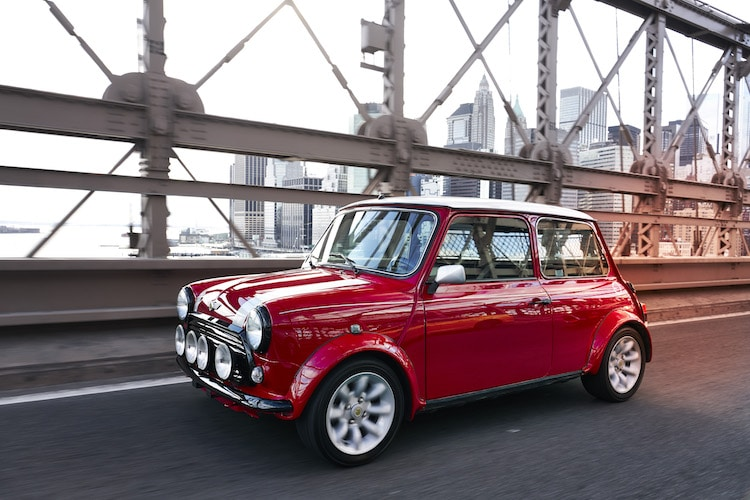 Classic Mini Electric Mini Electric Car