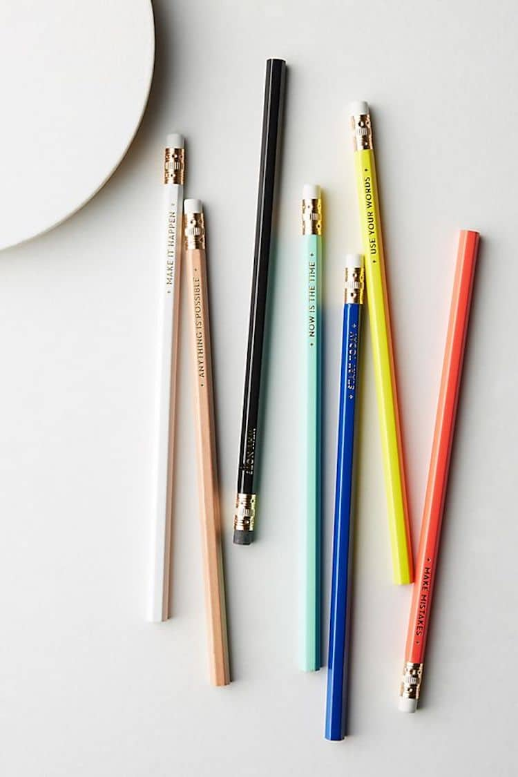 from cute to quirky these cool pencils let you write in style