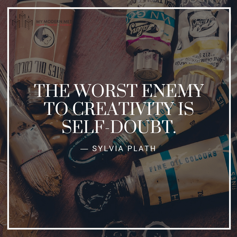 famous quotes about creative inspiration