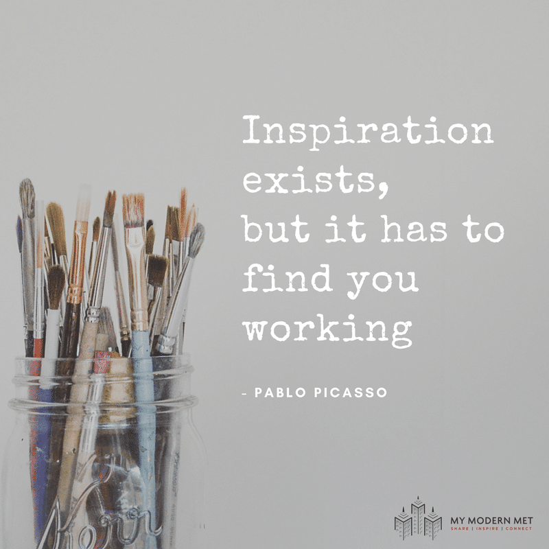 19 Inspirational Quotes From True Artists To Help You