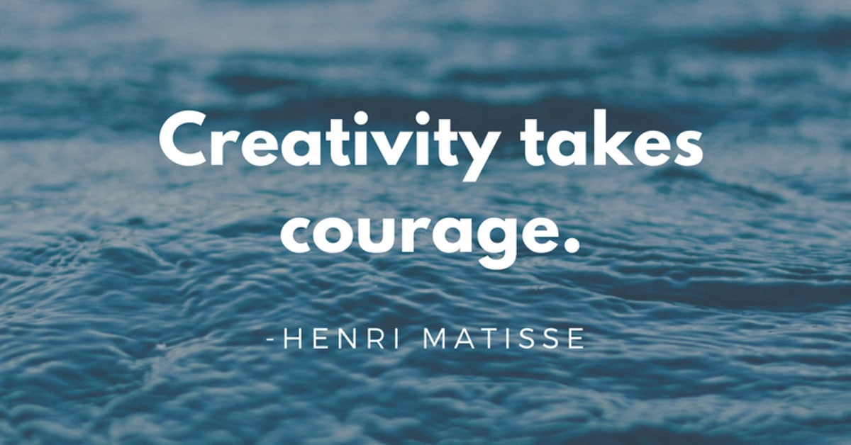 19 Inspirational Quotes To Help You Beat Artists Block