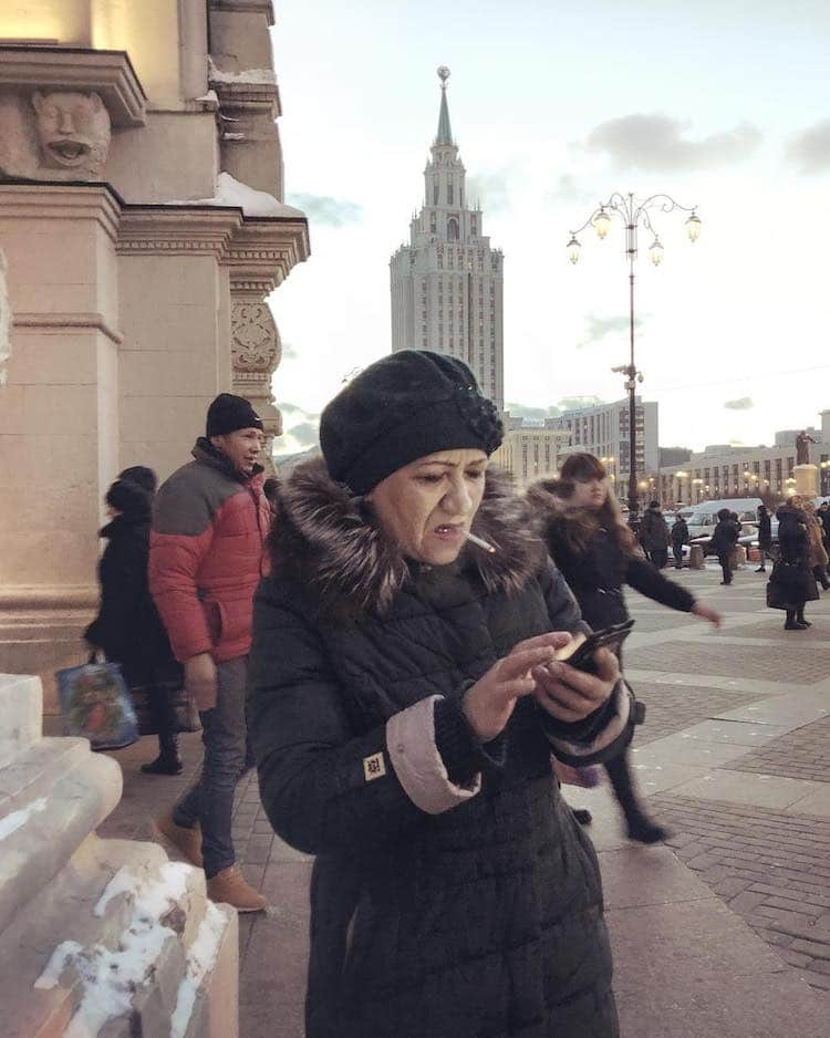 Dmitry Markov - Russian Street Photography