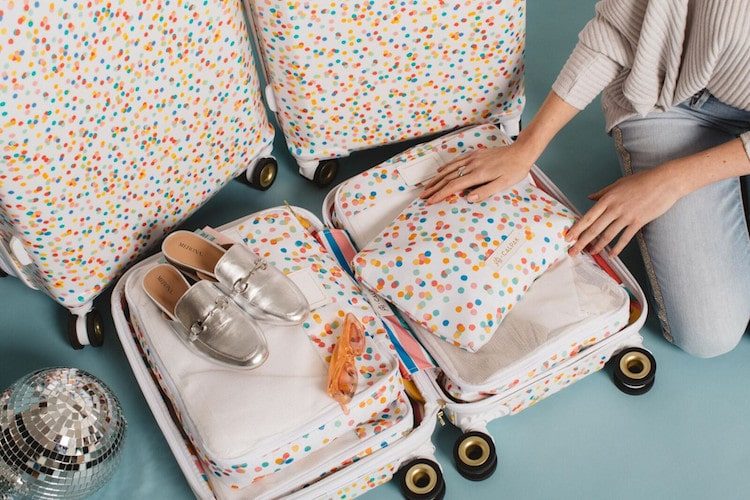 Calpak Oh Joy Luggage Collection New Products, Prices