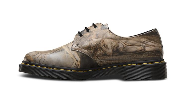 Dr. Martens Artist Series William Blake