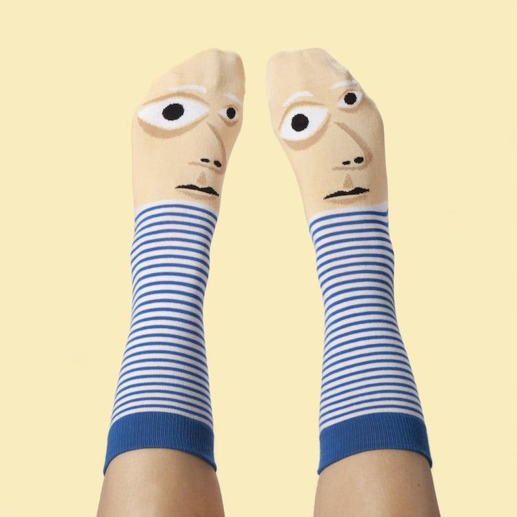 Famous Artist Socks Picasso Socks