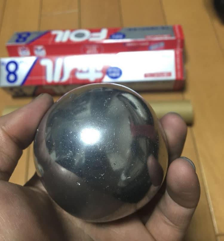Aluminum Foil Ball