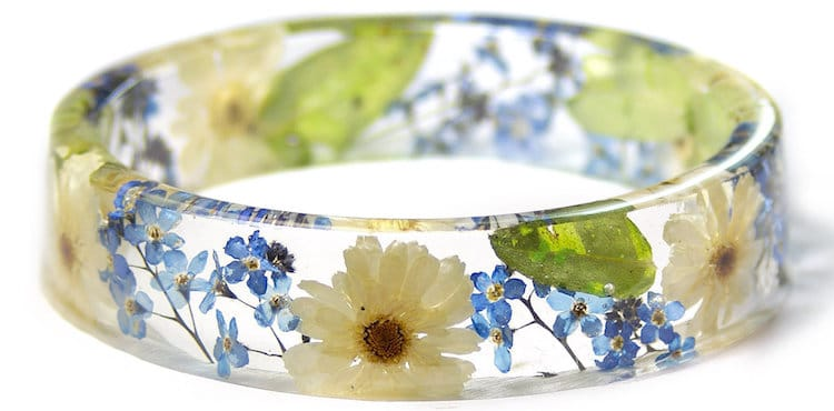 Resin Jewelry by Modern Flower Child