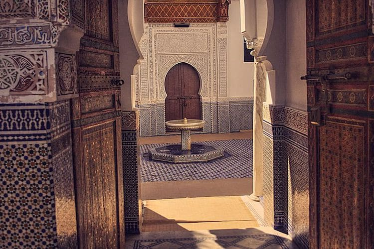 The Distinctive and Dazzling Elements of Islamic Architecture