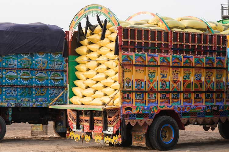 Pakistani Jingle Truck