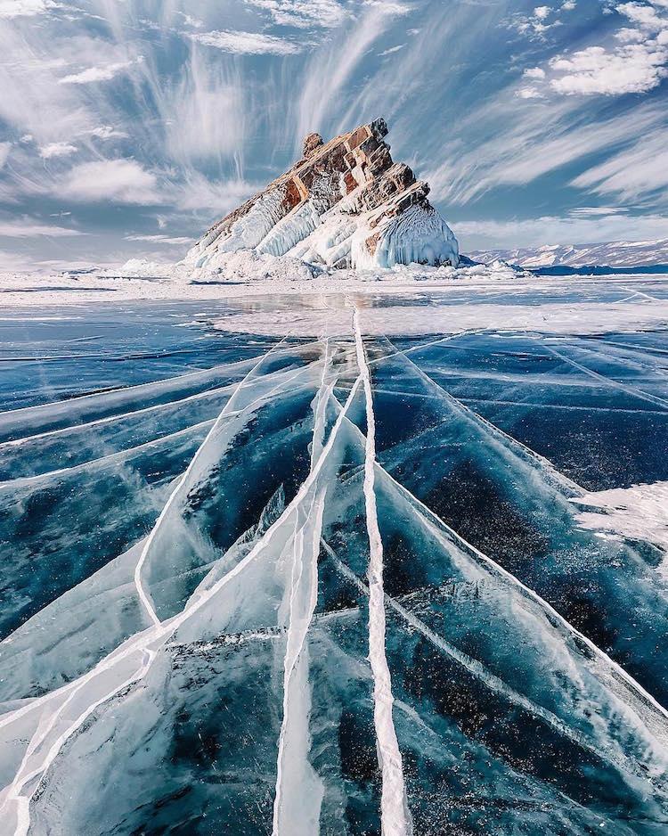 Lake Baikal Photos by Kristina MaKeeva