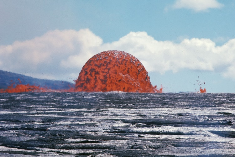 Mauna Ulu Symmetrical Dome Fountain