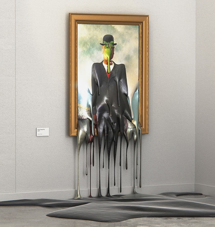 Hot Art Exhibition Digital Art by Alper Dostal
