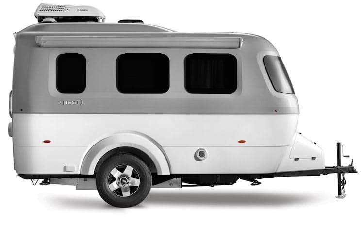 Nest Travel Trailers by Airstream