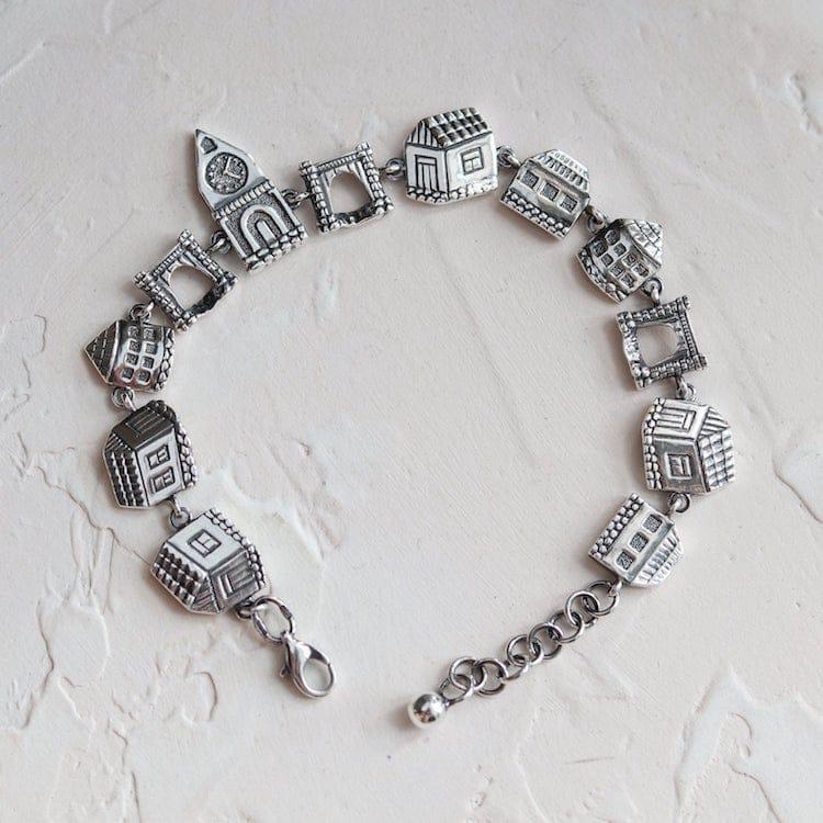 Old Silver Town Bracelet