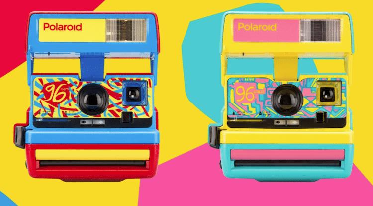 Polaroid 96 Cam is 90s Nostalgia