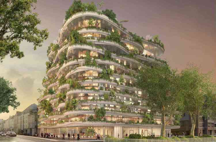 Vincent Callebaut ecological architecture