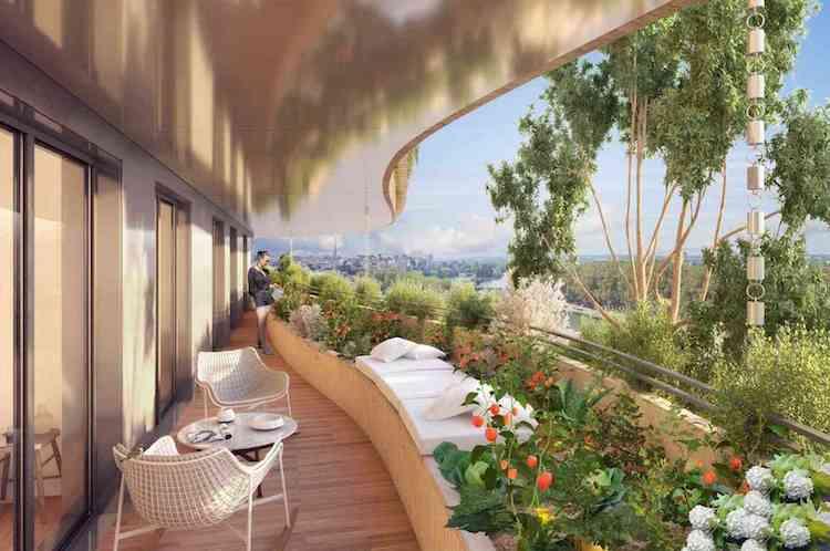 biophilic architecture Vincent Callebaut