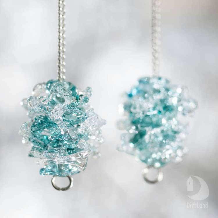 Wave Jewelry Glass Jewelry by DriftLand