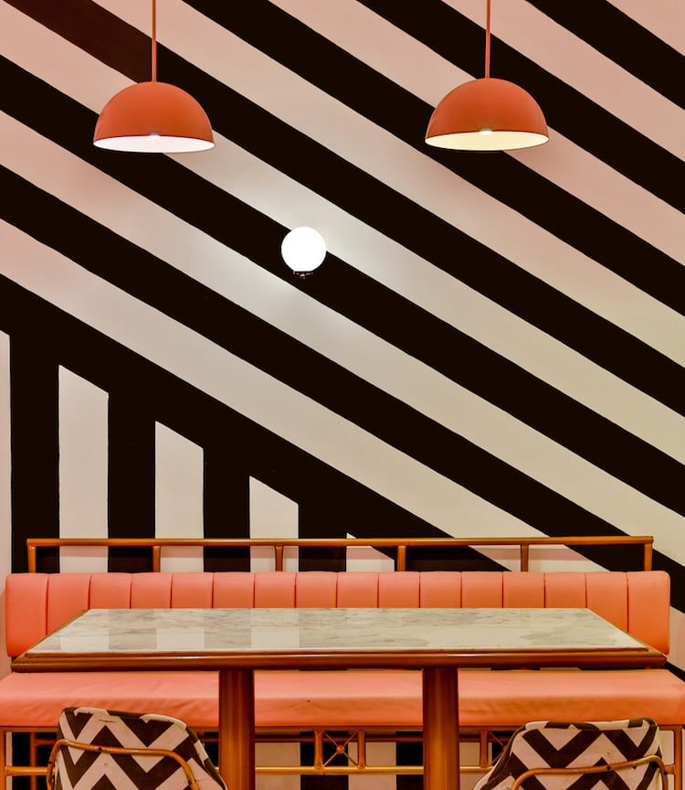 You Need to See This Wild Wes Anderson Inspired Restaurant
