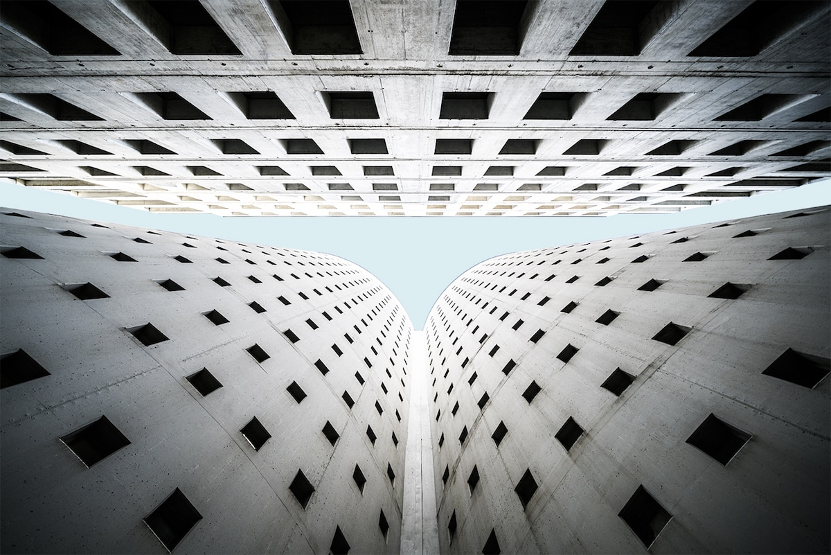 Photos of Vienna Architecture by Zsolt Hlinka