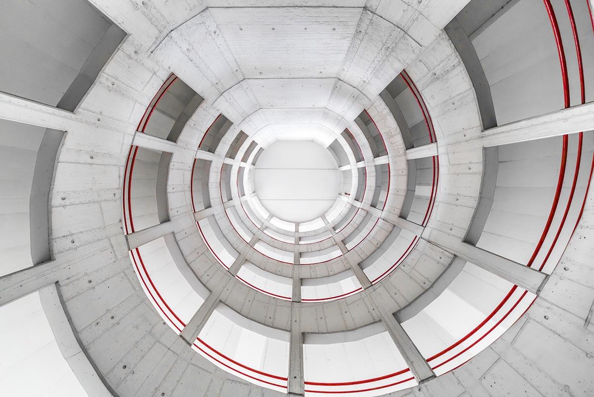 Photos of Vienna Architecture by Zsolt Hlinka