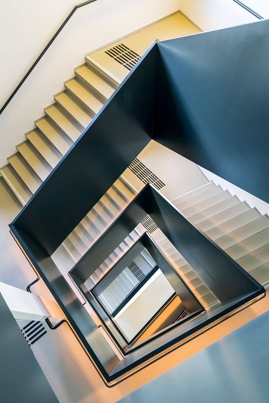 Staircase Photo by Zsolt Hlinka