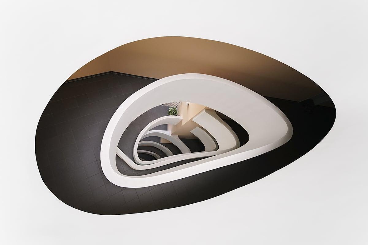Spiral Staircase Photo by Zsolt Hlinka