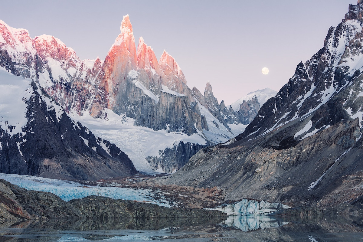Photo of Patagonia by Lukas Furlan