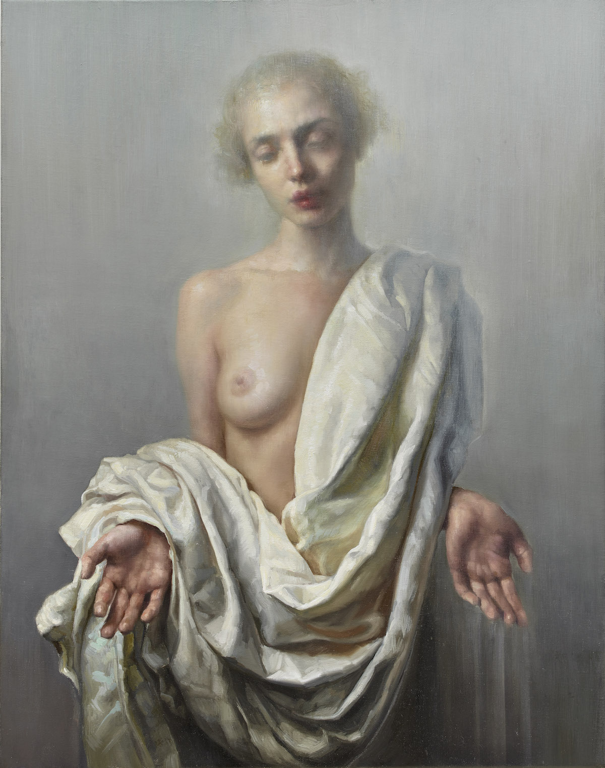 Oil on canvas by Maria Kreyn
