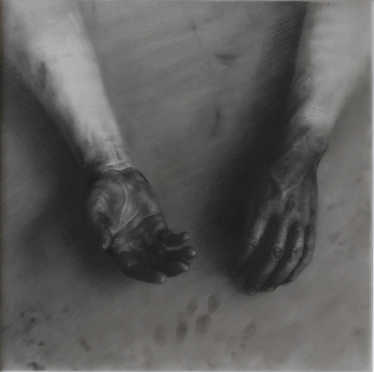 Hands by Maria Kreyn